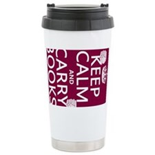 Keep Calm and Carry Boo Travel Mug
