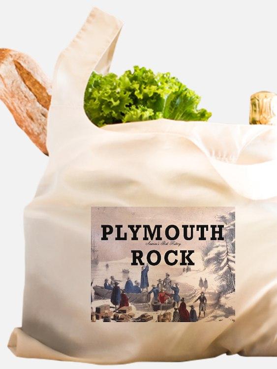 plymouthrock1 Reusable Shopping Bag