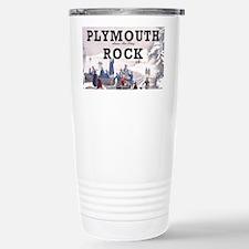 plymouthrock1 Stainless Steel Travel Mug