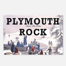 plymouthrock1 Postcards (Package of 8)