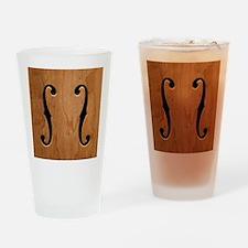 f-hole-713-LG Drinking Glass