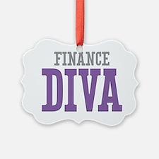 Finance DIVA Ornament