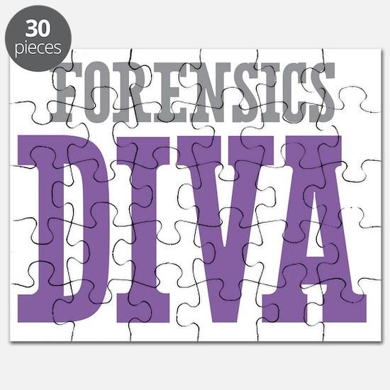 Forensics DIVA Puzzle