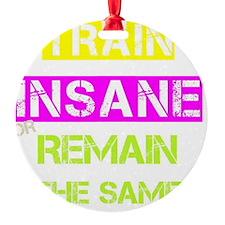 Irish Dance Champion Motto Ornament