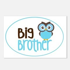 Big Brother Owl Postcards (Package of 8)
