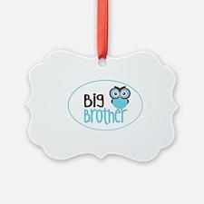 Big Brother Owl Ornament