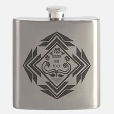 Gatsby Art Deco Flask