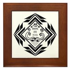 Gatsby Art Deco Framed Tile
