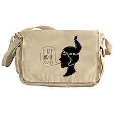 Gatsby Parties Messenger Bag