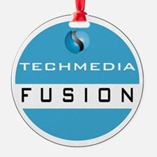 Techmedia Fusion Logo Ornament