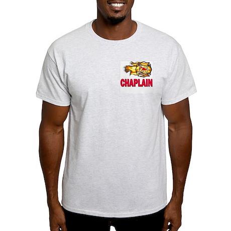 Fire Chaplain Light T-Shirt