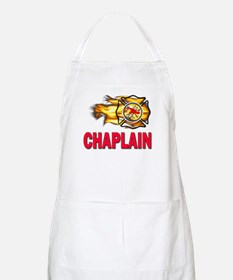 Fire Chaplain BBQ Apron