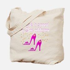 SHOE QUEEN Tote Bag
