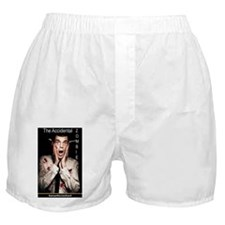 The Accidental Zombie Boxer Shorts