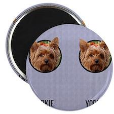 Yorkshire Terrier Dad Magnet