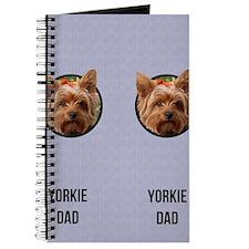 Yorkshire Terrier Dad Journal