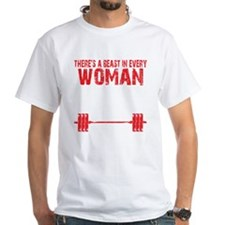A BEAST IN EVERY WOMAN - Black Shirt