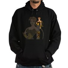The Engravour and Metalla - Front Hoodie