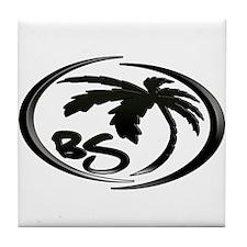 Tile Coaster (Black)