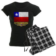 Flag of Chile Pajamas