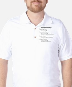 Guide to the Types of Dancers T-Shirt