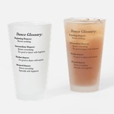 Guide to the Types of Dancers Drinking Glass