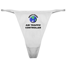 World's Coolest Air Traffic Controll Classic Thong