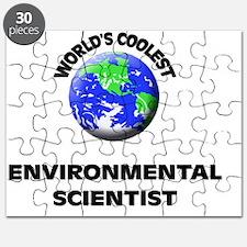 World's Coolest Environmental Scientist Puzzle