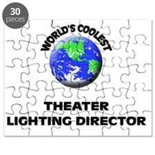 World's Coolest Theater Lighting Director Puzzle