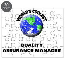 World's Coolest Quality Assurance Manager Puzzle