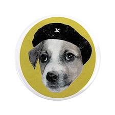 """Jack Russell Terrorist 3.5"""" Button"""