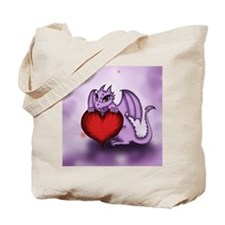 Chibi Dragon Alexia Tote Bag