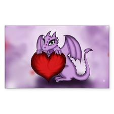Chibi Dragon Alexia Decal