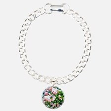 Rose of Sharon Hibiscus Bracelet
