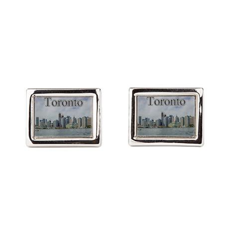 Toronto, Ontario Canada Magnet Cufflinks