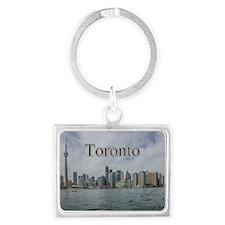 Toronto, Ontario Canada Magnet Landscape Keychain