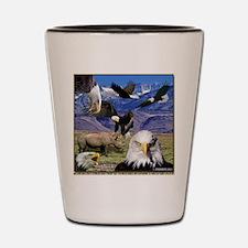 Wacko Birds Unite In 2014-16 To Defeat  Shot Glass