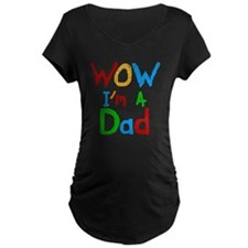 WOW Im a Dad T-Shirt