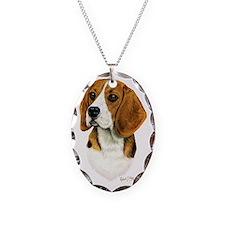 Beagle Head 1 Necklace
