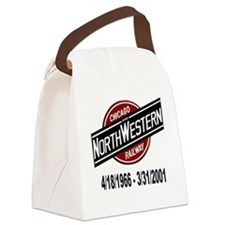logoCNWRailway Canvas Lunch Bag