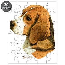 Beagle Head 2 Puzzle