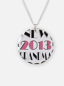 2013 New Grandma Necklace