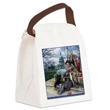 Boehner & RINO's Lapping Up Free  Canvas Lunch Bag