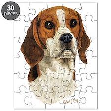Beagle Head 3 Puzzle