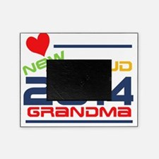 2014 Proud New Grandma Picture Frame