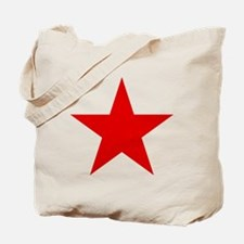 Red Star Tote Bag