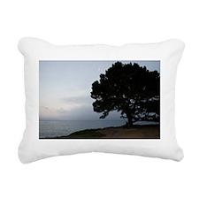 Tree at Natural Bridges Rectangular Canvas Pillow
