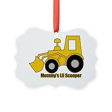 Lil Scooper Ornament
