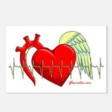 Heart Surgery Survivor Postcards (Package of 8)