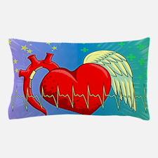 Heart Surgery Survivor Full Pillow Case